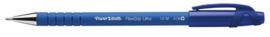 Balpen Paper Mate Flexgrip Stick blauw medium