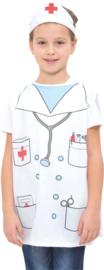 Verkleedpak - verpleegster