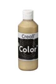 Creall-color schoolverf 500cc goud