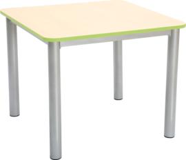 Premium vierkant tafelblad - groen