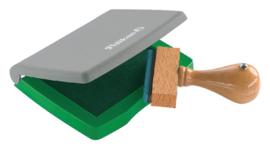 Stempelkussen Pelikan 3E 50x70mm groen