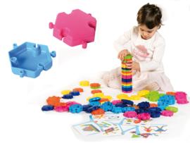 Hexagonale bouwstenen