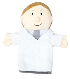 Handpop - dokter