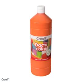 Creall-dacta color 1000cc oranje