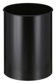 Papierbak Vepabins 30 liter zwart
