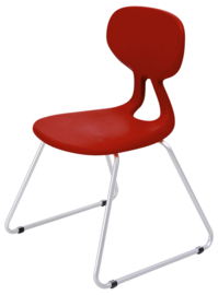 Livia Plus stoel maat 5 of 6, kastanjebruin