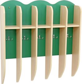 Plank voor bekers - groen
