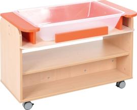 Beweegbare Flexi-kast met lade
