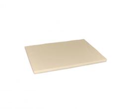 Aankleedkussen verrijdb. commode 100cm/beige