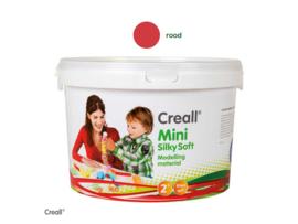 1100g Creall-mini silky soft rood