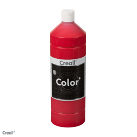 Creall-color schoolverf 1000cc  donker rood