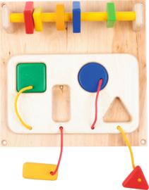 Manipulerende elementen voor frame - De blokkendoos