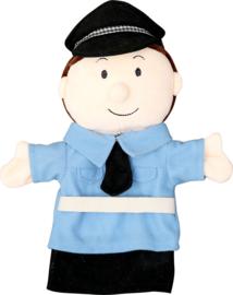 Handpop - politieagent