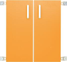 Deur voor niveau verhoger M (092818) - oranje