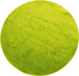 Rond tapijt - dia. 50 cm - groen