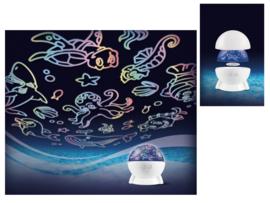 Nachtlamp/projector