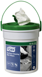 Reinigingsdoekjes Tork W14 190594 surface wipes