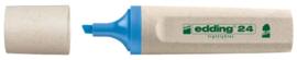 Markeerstift edding 24 Eco lichtblauw