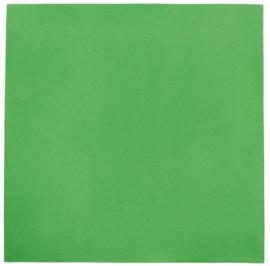 Geluiddempend vierkant - mos, 20 mm