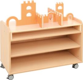 Flexi kast met kasteel set 15