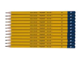 12 potloden Bruynzeel 4H