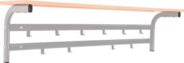 Garderobe hanger - aluminium