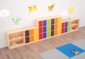 Kleurrijke meubels set 17