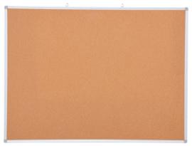 Prikbord in aluminium frame 90 x 120 cm