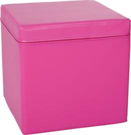 Gemeenschappelijke blokken 35x35x35 cm - Roze