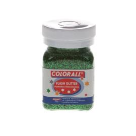 Glitter Colorall groen 95 gram