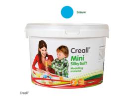 1100g Creall-mini silky soft blauw