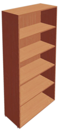 Bien boekenkast hoog 180 cm.