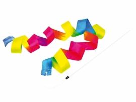 Regenboog ritmieklinten 2 m.