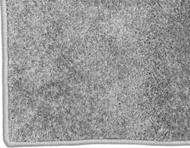 Eenkleurig tapijt - grijs 3 x 4 m