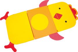 Matrassen 3-delig - kleine kip