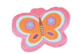 Kussen FLAT - vlinder