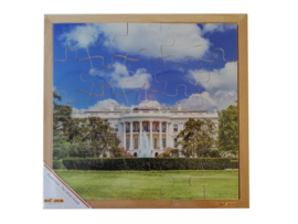 Puzzel USA witte huis