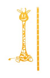 Meetlint voor groei - giraf