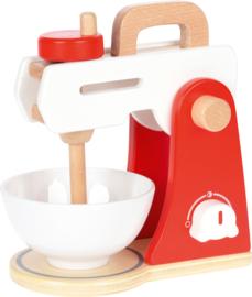 Keuken mixer hout