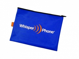 Whisperphone opbergtasje