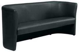 Sofa Club trio -zwart