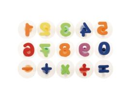 Stempels cijfers