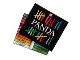 Panda oilpastels 24 dlg.