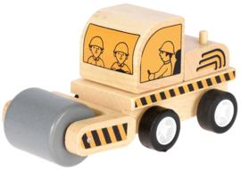 Mini houten rol