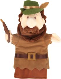 Handpop - boswachter