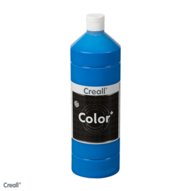 Creall-color schoolverf 1000cc lichtblauw