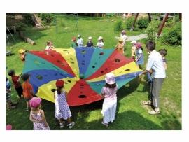 Parachute 400 cm.