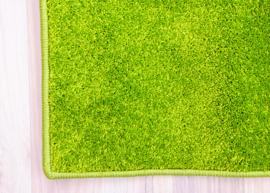 Eenkleurig tapijt - groen 2 x 2 m