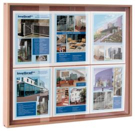 Informatie vitrine