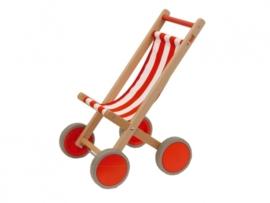 Poppenwandelwagen buggy